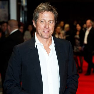 Hugh Grant - The Rewrite European Premiere - Arrivals