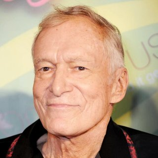 Hugh Hefner in The 6th Annual Kandyland Party