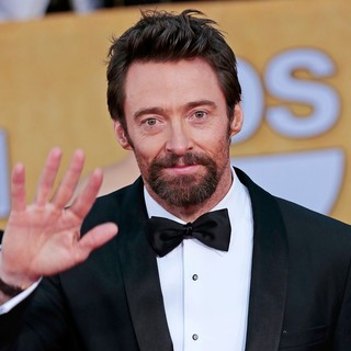 Hugh Jackman in 19th Annual Screen Actors Guild Awards - Arrivals