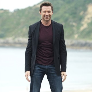 Hugh Jackman in 61st San Sebastian International Film Festival - Prisoners - Photocall