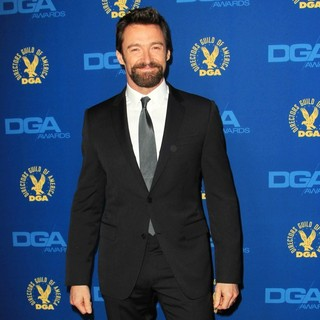 Hugh Jackman in 65th Annual Directors Guild of America Awards - Arrivals