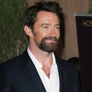 Hugh Jackman in 85th Academy Awards Nominees Luncheon