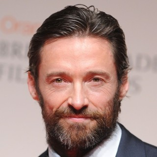 Hugh Jackman in Orange British Academy Film Awards 2012 - Press Room