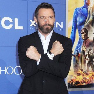 Hugh Jackman in X-Men: Days of Future Past World Premiere - Arrivals