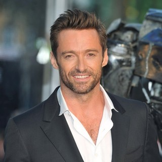 Hugh Jackman in Real Steel - UK Film Premiere - Arrivals