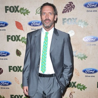 Hugh Laurie in The 7th Annual FOX Fall Eco-Casino Party - Arrivals