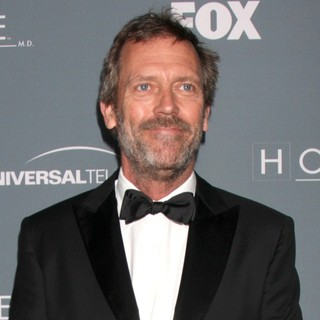 Hugh Laurie in Fox's House Series Finale Wrap Party - Arrivals