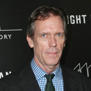 Hugh Laurie in Premiere of AMC's The Night Manager - Arrivals