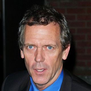 Hugh Laurie in The Oranges Screening - Arrivals