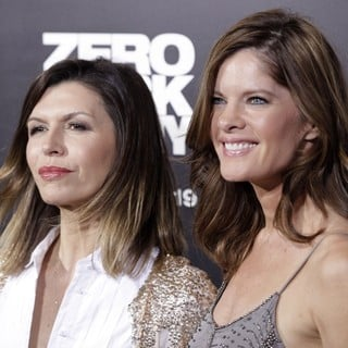 Finola Hughes, Michelle Stafford in Los Angeles Premiere of Columbia Pictures' Zero Dark Thirty
