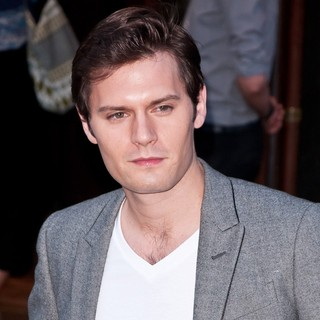 Hugo Becker in Special Screening of The Debt - Outside Arrivals