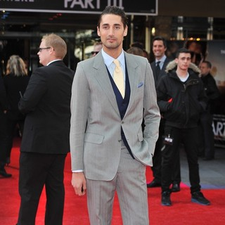 Hugo Taylor in The Hangover Part III - European Film Premiere