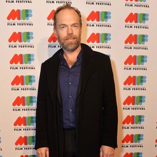 Hugo Weaving in The 62nd Melbourne International Film Festival - Tim Winton's The Turning - Inside - hugo-weaving-62nd-melbourne-international-film-festival-02
