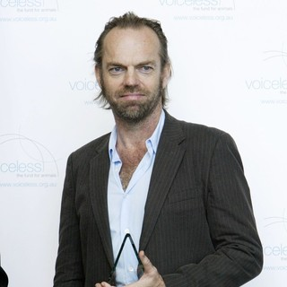 Hugo Weaving in Voiceless, The Fund for Animals, Hosts Its Annual Grants and Awards Ceremony - hugo-weaving-grants-and-awards-ceremony-04