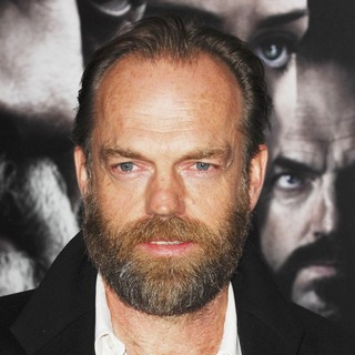 Hugo Weaving in Premiere of The Wolfman - Red Carpet - hugo-weaving-premiere-the-wolfman-02