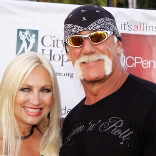 Linda Hogan, Hulk Hogan in Hope Rocks Benefit Concert  - Arrivals