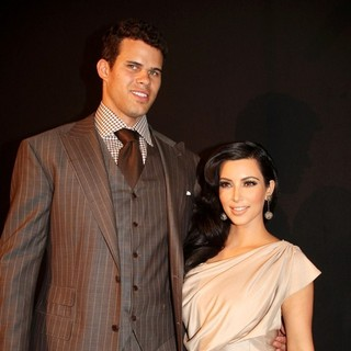 Kris Humphries, Kim Kardashian in Colin Cowie and Jason Binn Host Welcome to New York Party for Kim Kardashian and Kris Humphries