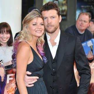 Sam Worthington in UK Premiere of Wrath of the Titans - humphries-worthington-uk-premiere-of-wrath-of-the-titans-02