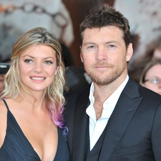 Sam Worthington in UK Premiere of Wrath of the Titans - humphries-worthington-uk-premiere-of-wrath-of-the-titans-03