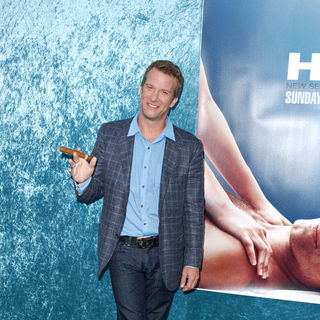 Thomas Jane in Los Angeles Premiere 'Hung' Season Two - Arrivals