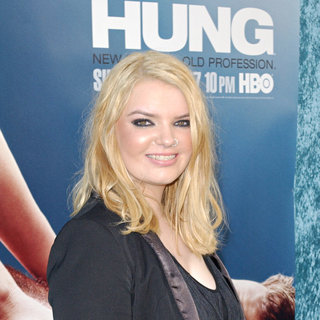 Sianoa Smit-McPhee in Los Angeles Premiere 'Hung' Season Two - Arrivals