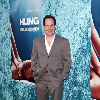 Loren Lester in Los Angeles Premiere 'Hung' Season Two - Arrivals