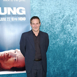 Eddie Jemison in Los Angeles Premiere 'Hung' Season Two - Arrivals