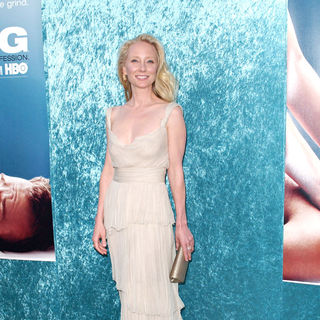 Anne Heche in Los Angeles Premiere 'Hung' Season Two - Arrivals