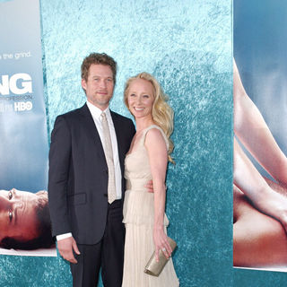 James Tupper, Anne Heche in Los Angeles Premiere 'Hung' Season Two - Arrivals
