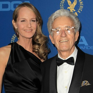 Helen Hunt, Gordon Hunt in 65th Annual Directors Guild of America Awards - Arrivals