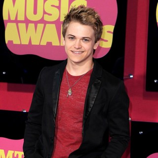 Hunter Hayes in 2012 CMT Music Awards