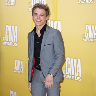 Hunter Hayes in 46th Annual CMA Awards