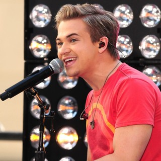 Hunter Hayes in Hunter Hayes Performs as Part of The Toyota Concert Series on NBC's Today