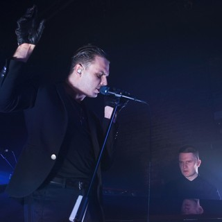Hurts in Hurts Playing A Headline Gig
