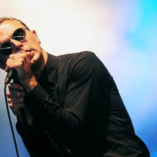 Hurts in V Festival - Day Two