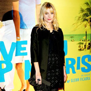 Melanie Laurent in The French premiere of 'I Love You Phillip Morris'