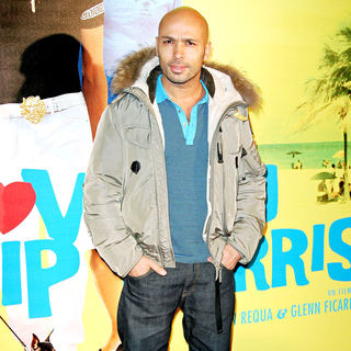 Eric Judor in The French premiere of 'I Love You Phillip Morris'