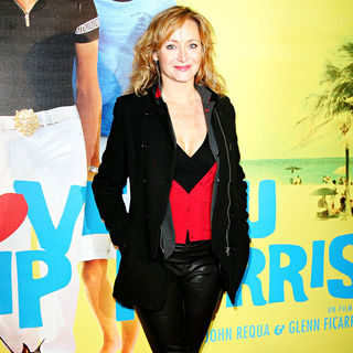 Julie Ferrier in The French premiere of 'I Love You Phillip Morris'