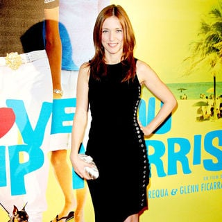 Lea Drucker in The French premiere of 'I Love You Phillip Morris'