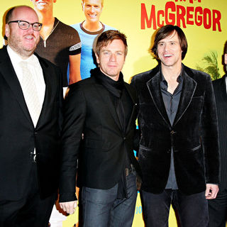 Jim Carrey, Ewan McGregor, John Requa, Glenn Ficarra in The French premiere of 'I Love You Phillip Morris'