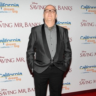 Ian Collie in Saving Mr. Banks Los Angeles Premiere