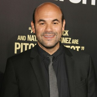 Ian Gomez in Los Angeles Premiere of End of Watch