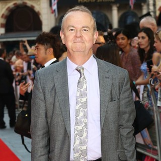 Ian Hislop in Diana World Premiere - Arrivals
