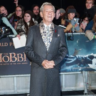 The Hobbit: The Battle of the Five Armies World Premiere - Arrivals
