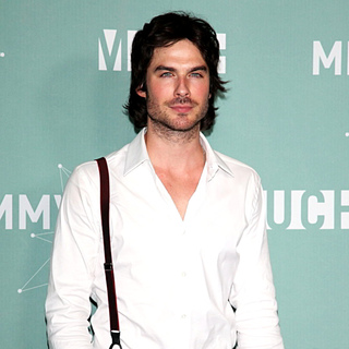 Ian Somerhalder in The 22nd Annual MuchMusic Video Awards