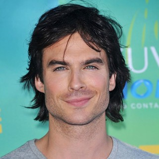 Ian Somerhalder in 2011 Teen Choice Awards
