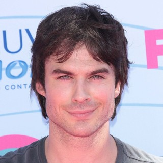 Ian Somerhalder in The 2012 Teen Choice Awards - Arrivals