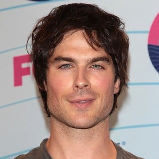 Ian Somerhalder in The 2012 Teen Choice Awards - Press Room