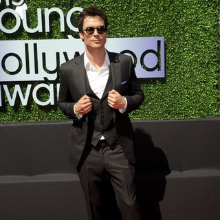 Ian Somerhalder in 2013 Young Hollywood Awards - Red Carpet
