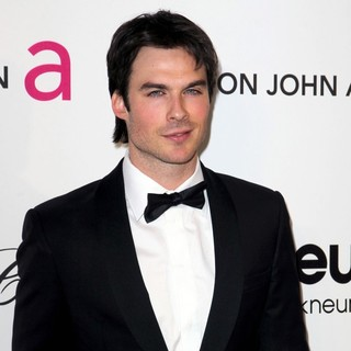 Ian Somerhalder in 21st Annual Elton John AIDS Foundation's Oscar Viewing Party